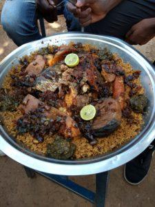 チャブジェン、アフリカのご飯、セネガルのご飯