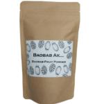 バオバブパウダー、食物繊維