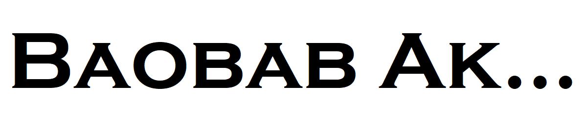バオバブ Ak…